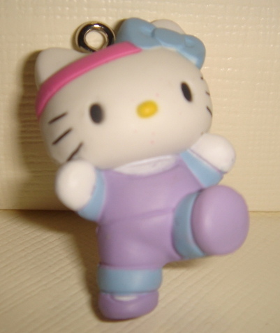 foto - HELLO KITTY AEROBICA