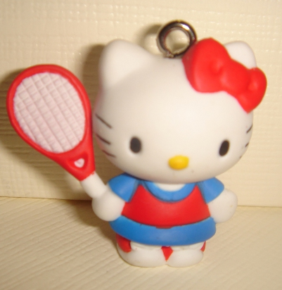 foto - HELLO KITTY TENNIS