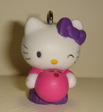 foto - HELLO KITTY BOWLING