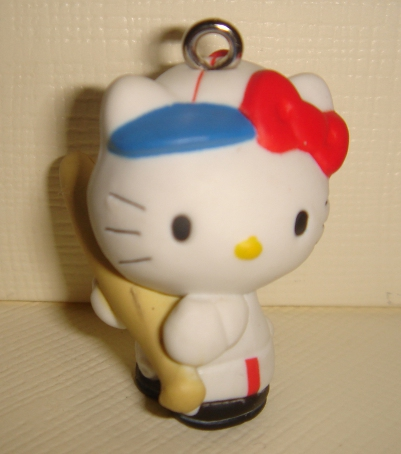foto - HELLO KITTY BASEBALL