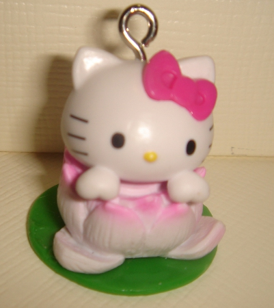 foto - HELLO KITTY NINFEA